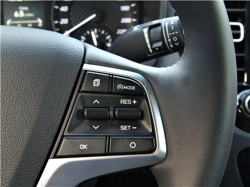 Hyundai Solaris 2020 руль