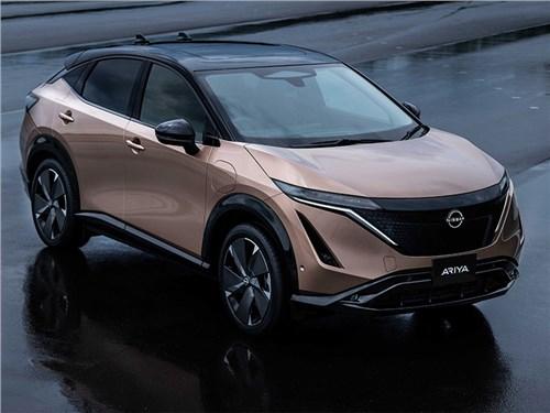 Nissan исполнил «Арию»