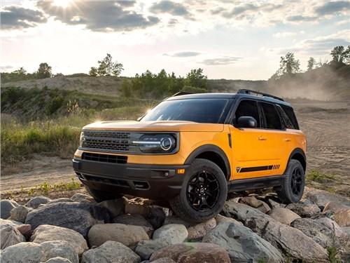 Европейцам не видать Ford Bronco как своих ушей