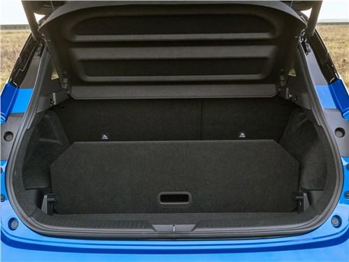 Предпросмотр nissan qashqai (2022) багажное отделение