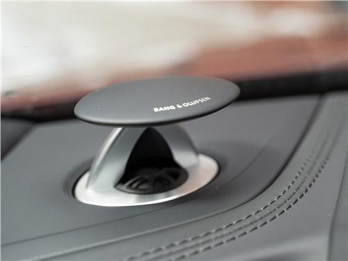 Audi Q7 (2020) динамик