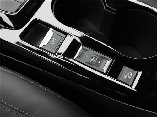 Peugeot 2008 (2020) выбор режимов