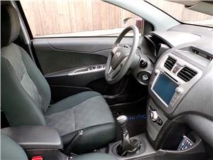Lifan Celliya 2014 водительское кресло