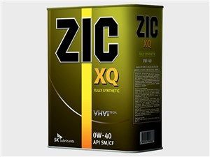 ZIC XQ 0W-40