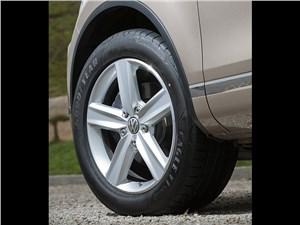 Предпросмотр volkswagen touareg 2014 колесо
