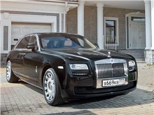 Rolls-Royce Ghost - rolls-royce ghost ewb 2013 оазис спокойствия