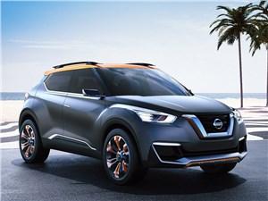 Новый Nissan Kicks - Nissan Kicks concept 2014 Только спокойствие