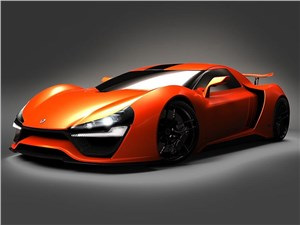 Trion SuperCars Nemesis 2015 Дикий янки