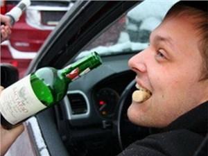 Меры наказания для любителей водить автомобили в пьяном виде ужесточатся