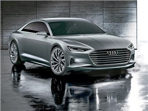 Новый Audi Prologue - Audi Prologue concept 2015 Буржуазная революция