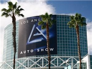 Автосалон в Лос-Анжелесе 2014. Юг против севера