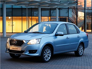 Продажи автомобилей марки Datsun в России растут