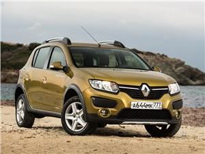 Renault Sandero Stepway (хэтчбек 5-дв.)