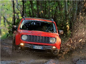 Jeep Renegade - jeep renegade 2014 свои правила