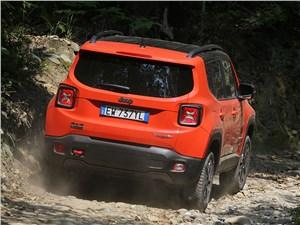 Предпросмотр jeep renegade 2014 вид сзади