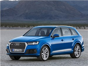 Audi Q7 <br />(универсал 5-дв.)