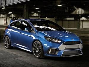 Новый Ford Focus RS будет доступен только в кузове хэтчбек