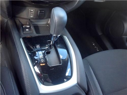 Nissan Qashqai 2018 АКПП