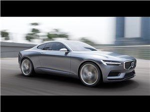 Предпросмотр volvo coupe концепт 2013 вид сбоку фото 8