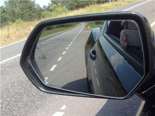 Chevrolet Camaro 2016 боковое зеркало