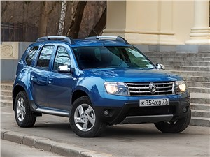 Renault Duster 2013 Бритва Оккама