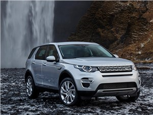 Предпросмотр land rover discovery sport 2015 преемник