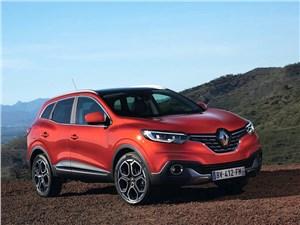 Renault Kadjar <br />(универсал 5-дв.)