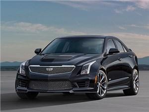 Новость про Cadillac ATS - Cadillac ATS-V Sedan 2015