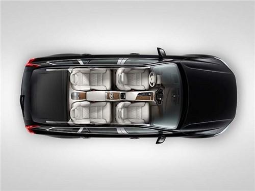 Новость про Volvo XC90 - Volvo XC90 Executive