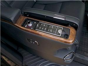 Toyota Alphard 2015 пульт