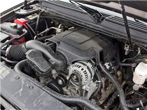 Предпросмотр cadillac escalade 2009 двигатель