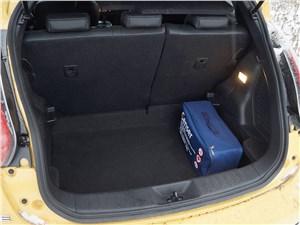 Предпросмотр nissan juke 2015 багажное отделение
