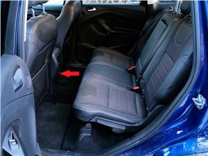 Ford Kuga 2013 задний диван