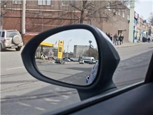 Предпросмотр seat leon fr 2012 боковое зеркало