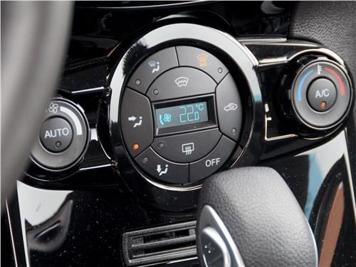 Ford Fiesta sedan 2015 климатическая система