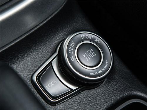 Suzuki SX4 2016 переключение режимов