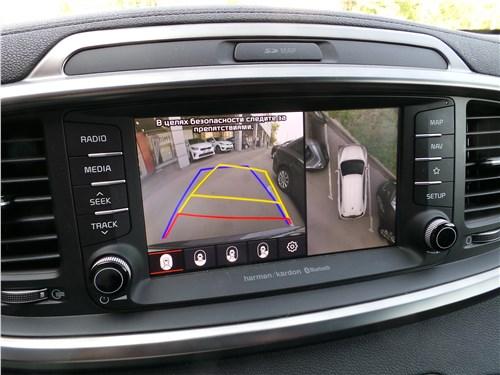 Kia Sorento Prime 2018 монитор