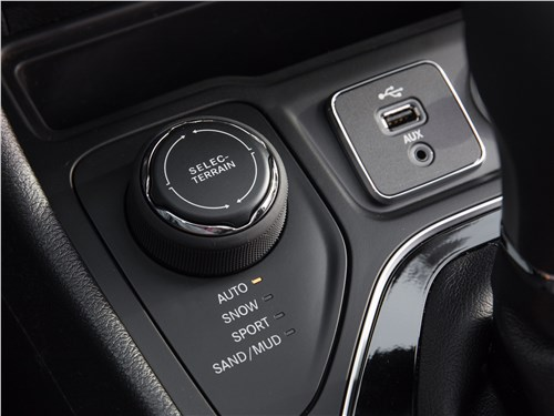 Предпросмотр jeep cherokee 2019 система selec-terrain