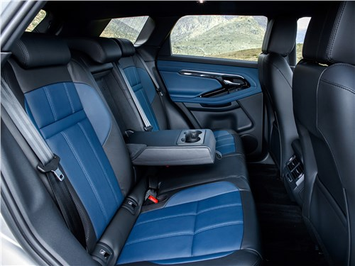 Land Rover Range Rover Evoque 2020 задний диван