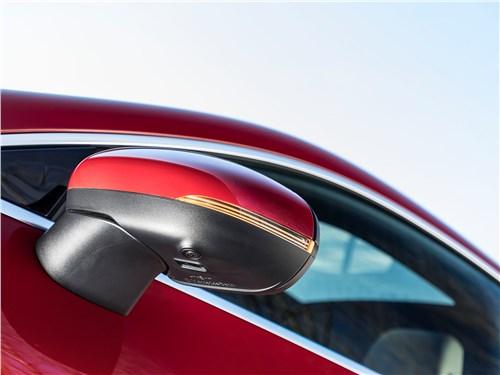 Предпросмотр mercedes-benz cla 2020 боковое зеркало