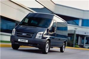 Предпросмотр ford tranzit 2006 микроавтобус средняя база средняя крыша фото 2