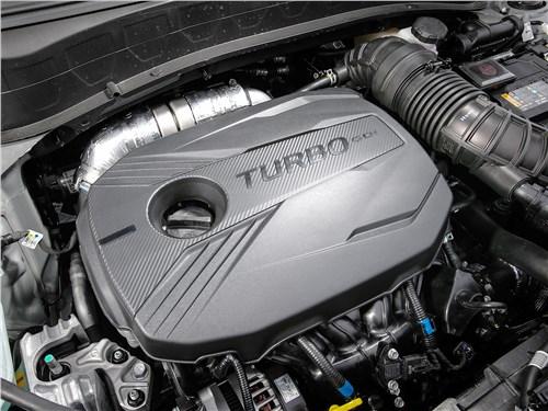 Kia Seltos 2020 двигатель