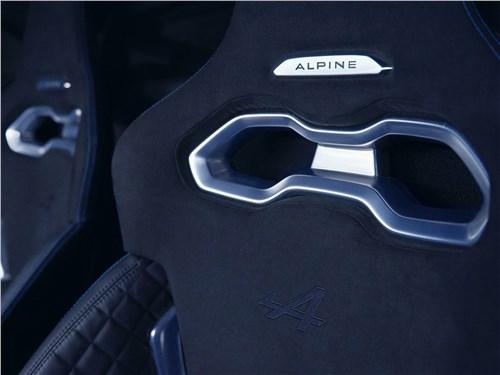 Предпросмотр alpine a110 2018 кресло