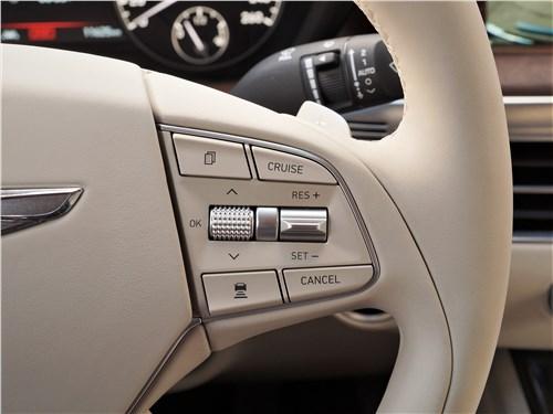 Hyundai Genesis G90 2019 руль