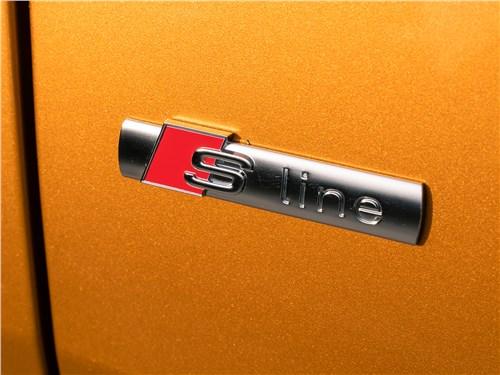 Audi Q8 2019 шильдик