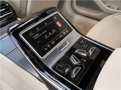 Audi A8 2018 пульт управления