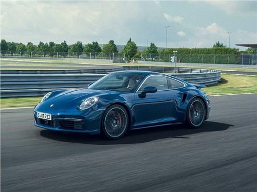 Представлен новый Porsche 911 Turbo