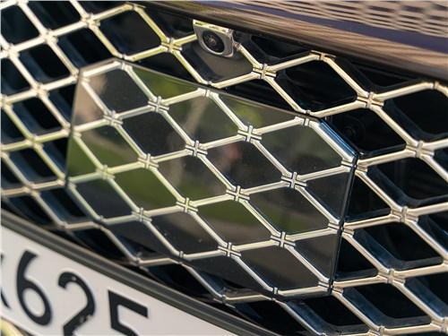 Hyundai Genesis G90 2019 решетка радтатора