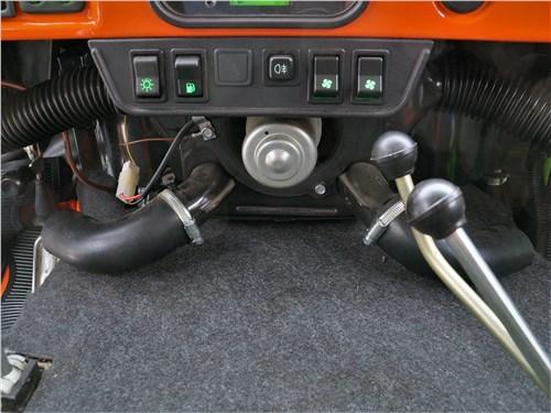 УАЗ 39099 «Экспедиция» (2018) электродвигатель вентилятора отопителя