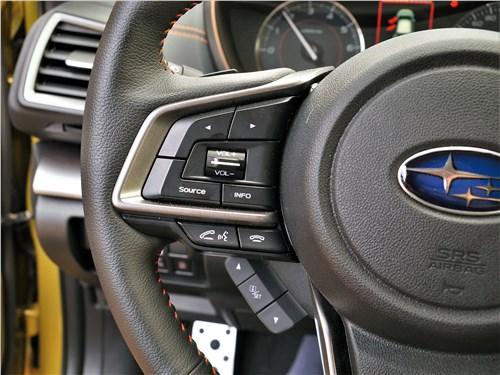 Subaru XV (2022) руль